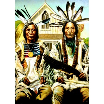 Casal Índios