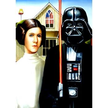 Casal Star Wars