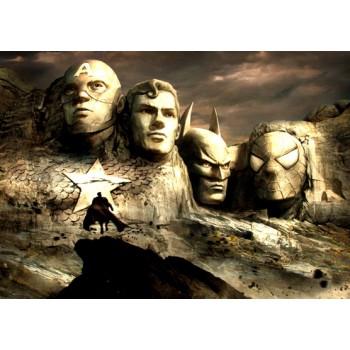 Monte Rushmore Heróis