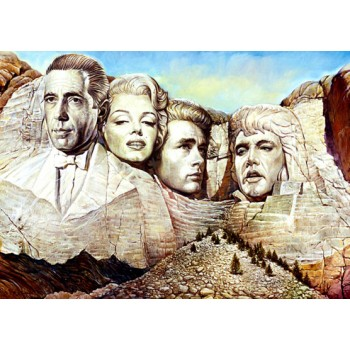 Monte Rushmore Hollywood