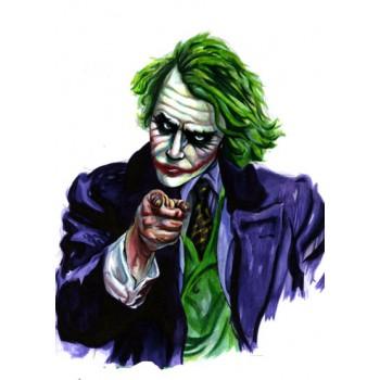 Tio Sam Joker Batman