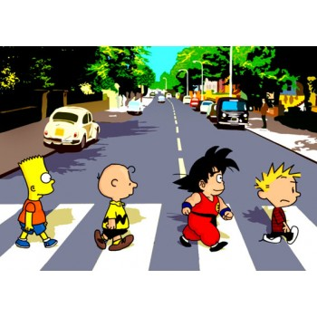 Abbey Road Cartoons