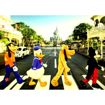 Abbey Road Disney