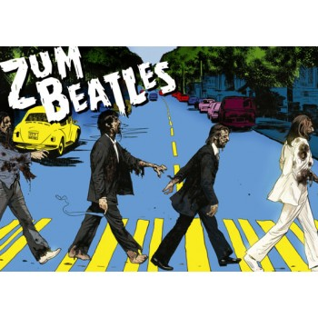 Abbey Road Zumbi