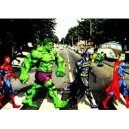 Abbey Road Heróis