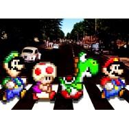 Abbey Road Mario Bros