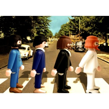 Abbey Road Playmobil