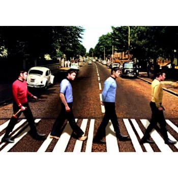 Abbey Road Star Trek