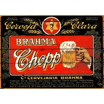 Brahma Retro