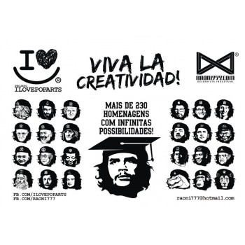 Vetores Profissionais – Che Guevara
