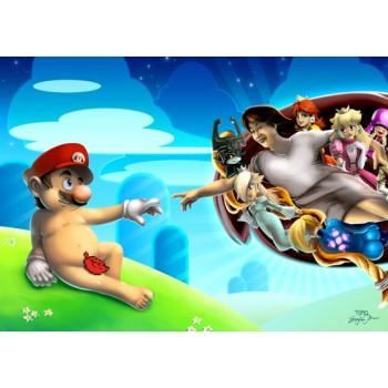 Criação Mario Bros