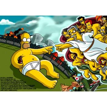 Criação Simpsons