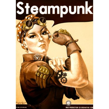 Feminismo Steampunk