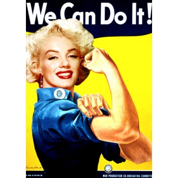 Feminismo Marilyn Monroe Cor