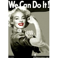 Feminismo Marilyn Monroe Batom