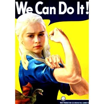 Feminismo Daenerys Targaryen Khaleesi
