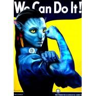 Feminismo Avatar Neytiri