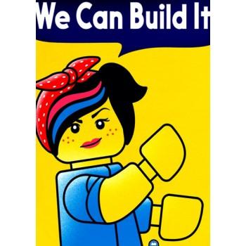 Feminismo Lego