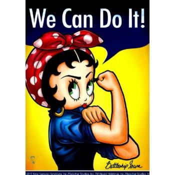 Feminismo Betty Boop