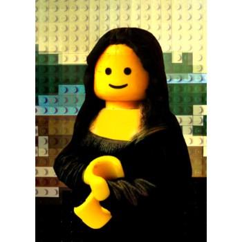 Monalisa Lego