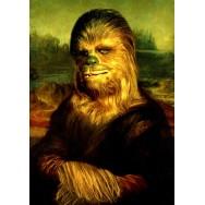 Monalisa Star Wars Chewbacca