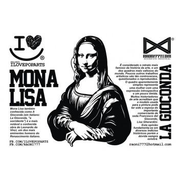 Vetores Profissionais – Mona Lisa