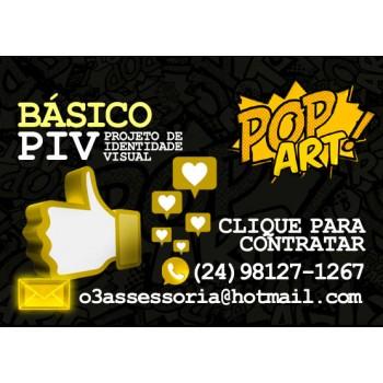 PIV BASICO - Projeto de Identidade Visual