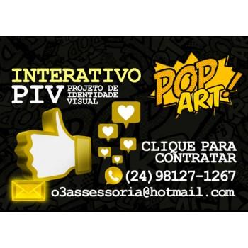 PIV Interativo - Projeto de Identidade Visual