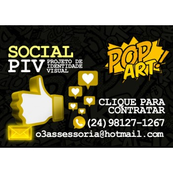 PIV Social- Projeto de Identidade Visual
