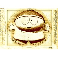 Vitruvian Eric Cartman