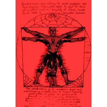 Vitruvian Spider Man