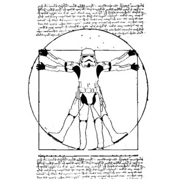 Vitruvian Star Wars Trooper